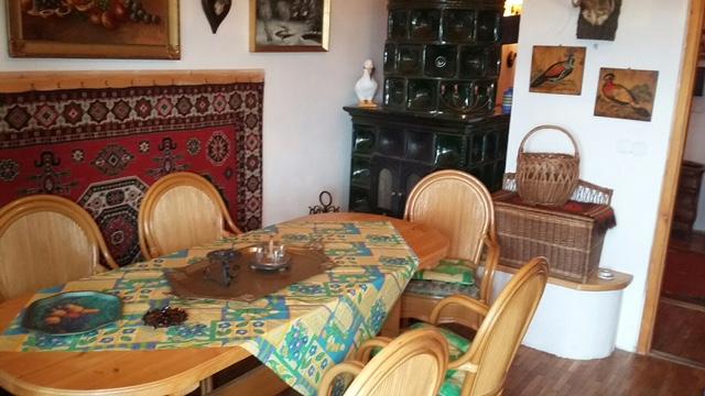 Angyal Birtok - nappali