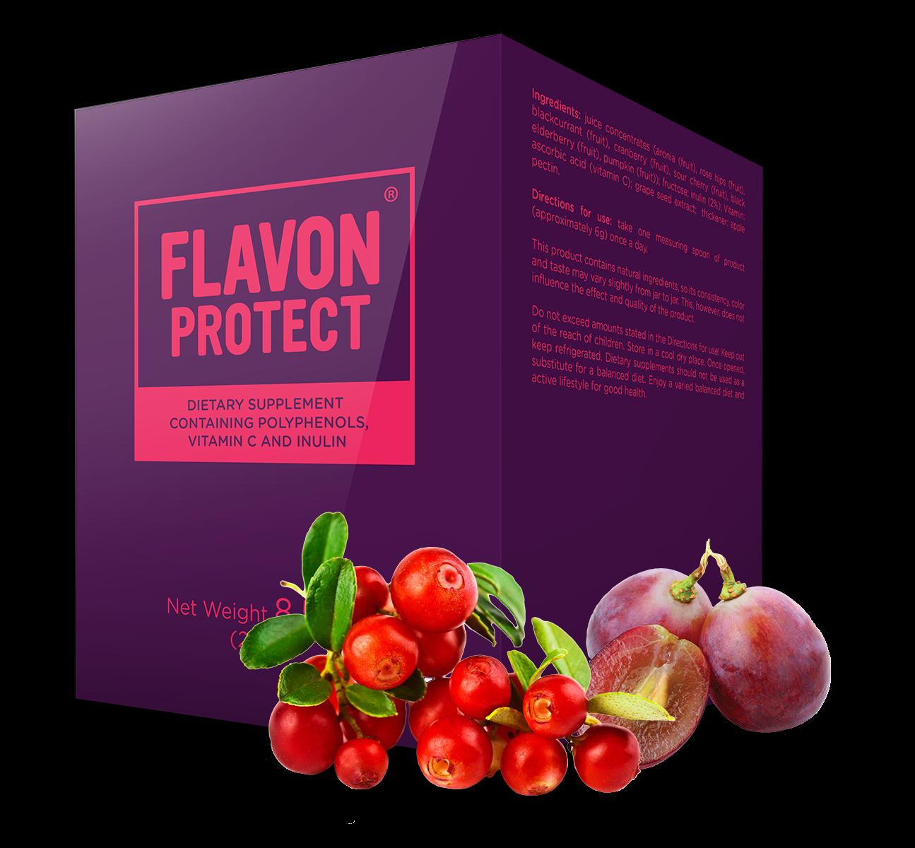 Flavon Protect - az idősebb korosztálynak