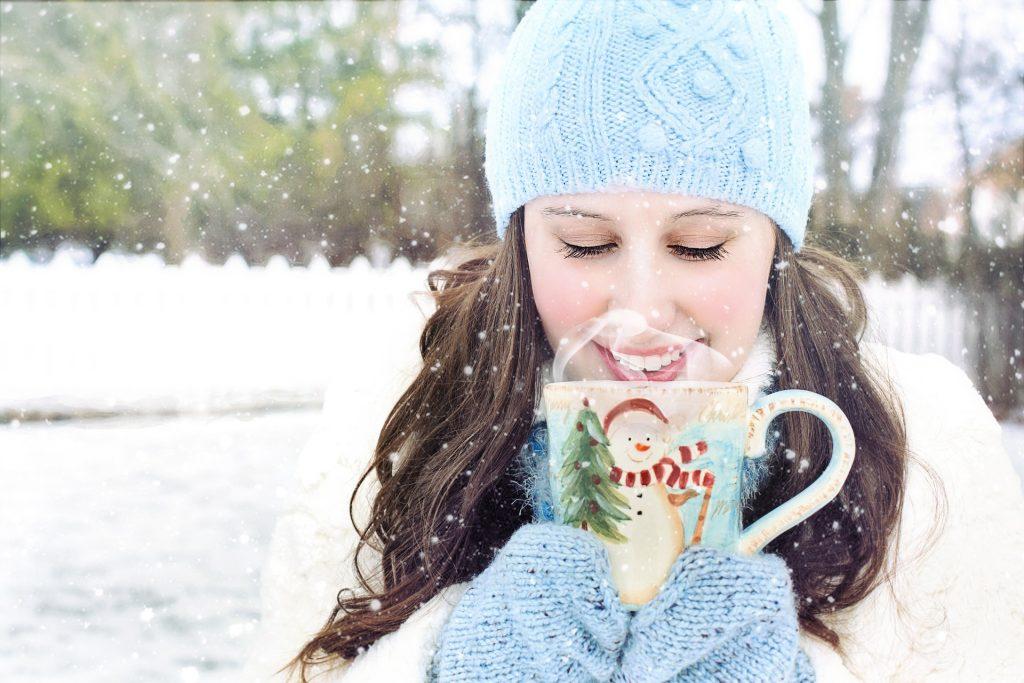 Forró csoki a hidegben
